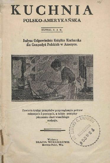 Kuchnia Polsko Amerykańska 1917 Pulardapularda